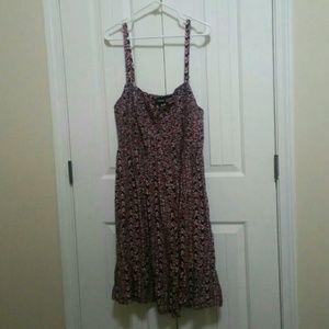 Torrid Sleeveless Summer Dress Size 4